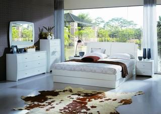luxury bedroom with white bed design ideas interior design