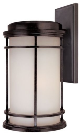 La Mirage Outdoor Wall Sconce by Dolan Designs modern-outdoor-lighting