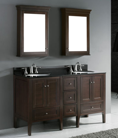 Bathroom Vanities Sets contemporary-bathroom-vanities-and-sink-consoles