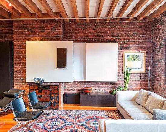 Leather District Loft -