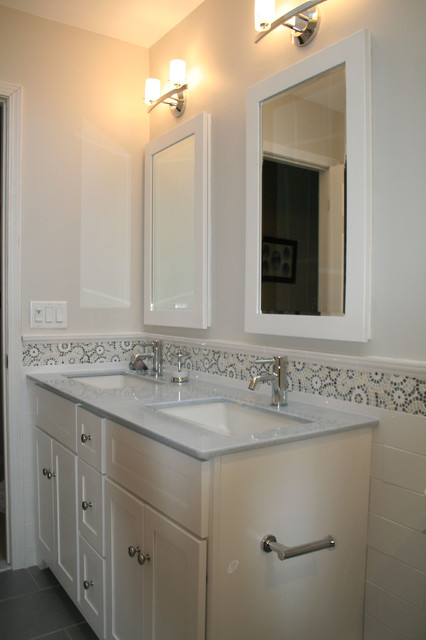 New Jersey Residence eclectic-bathroom