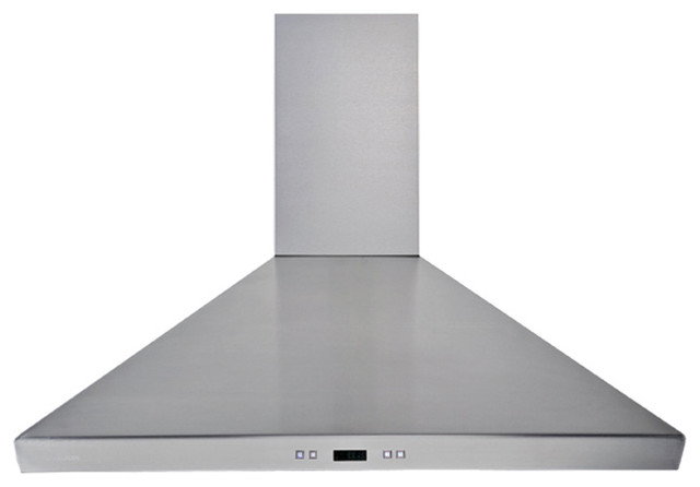 Cavaliere-Euro SV218F-36 Stainless Steel Wall Mount Range Hood modern-range-hoods-and-vents