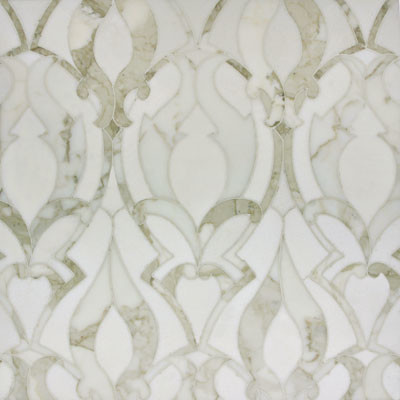 Artistic Tile Chateau Collection Mosaic traditional-tile