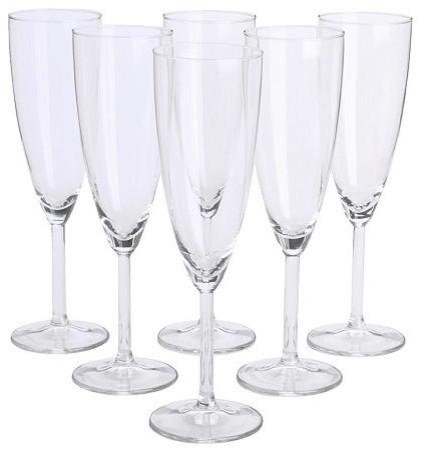svalka champagne flute modern everyday glasses by ikea. Black Bedroom Furniture Sets. Home Design Ideas