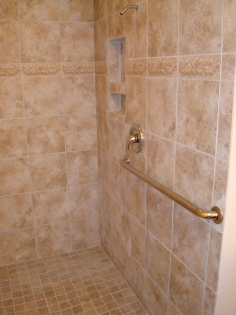 Tile showers for Houzz com bathroom tile