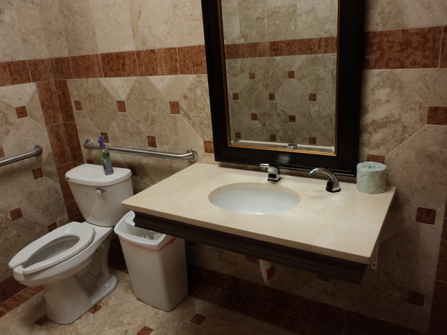 Commercial Bathroom Design - traditional - bathroom - chicago - by