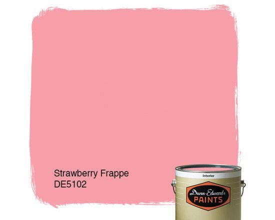 Dunn-Edwards Paints Strawberry Frappe DE5102 -