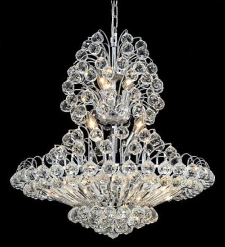 Sirius 14 Light Chandelier modern-chandeliers