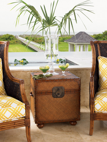 East Cove Trunk traditional-decorative-trunks