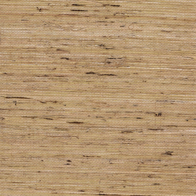 Oatmeal Grasscloth Wallpaper - Eclectic - Wallpaper - by Jonathan Adler