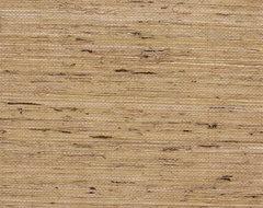 Oatmeal Grasscloth Wallpaper eclectic-wallpaper