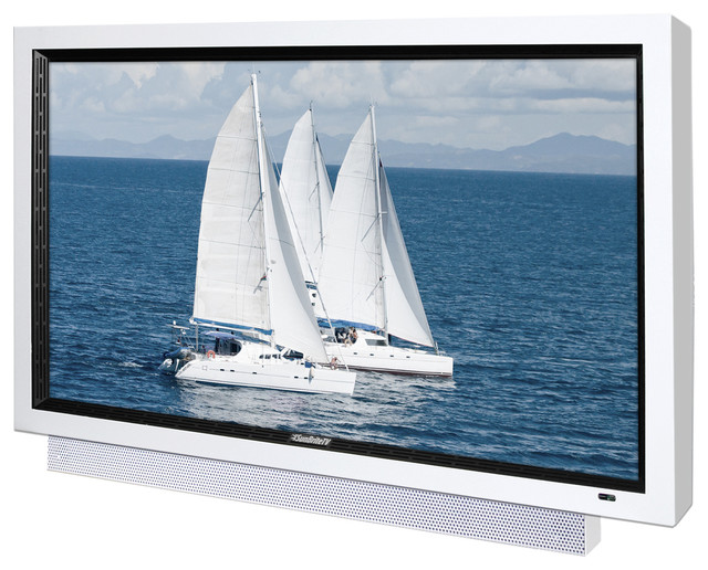 """Sunbrite 55"""" TV SB5510HDWH Pro Series Outdoor TV in White outdoor-products"""