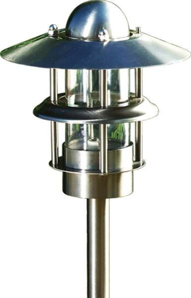 LV39 Low Voltage Landscape Path Light - Modern - Outdoor Lighting - by LBC Lighting