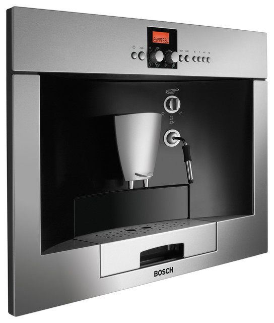 Bosch Coffee Maker Tkn68e75uc : Bosch Built-in Coffee Machine, Stainless Steel TKN68E75UC - Coffee Makers - los angeles - by ...