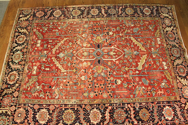 Kaoud Carpets Of Wilton Fine Antique Rugs Collection