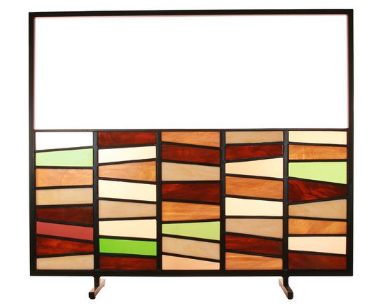 Philip Nimmo Fire Screens and Accessories - Finiestra Fire Screen