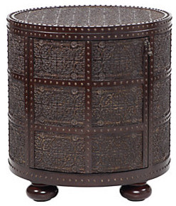 Zanzibar End Table modern-side-tables-and-accent-tables