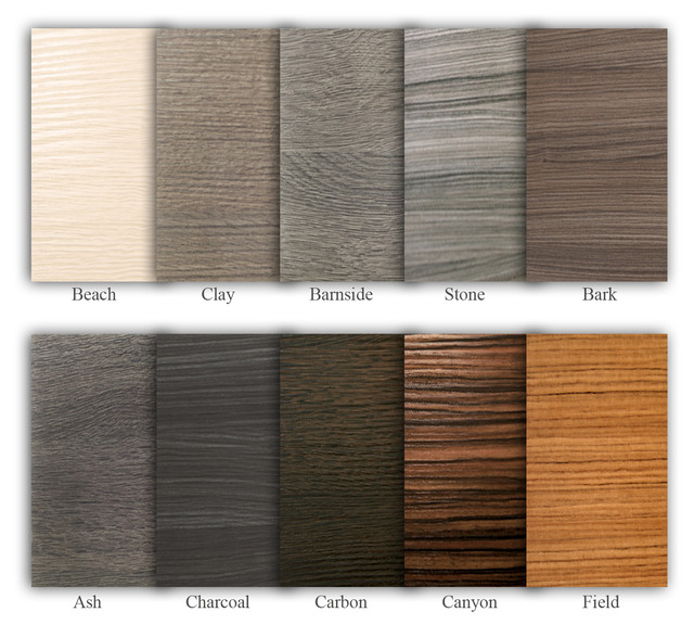 Cabinet Finish Options - Contemporary - Kitchen Cabinetry - seattle ...