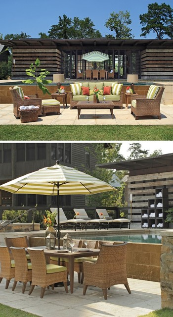 Outdoor Furniture For Oceanfront Houses beach-style-patio-furniture-and-outdoor-furniture