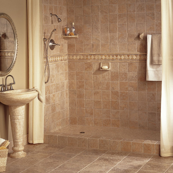 Dal tile contemporary tile san francisco by for Contemporary bathroom tile designs