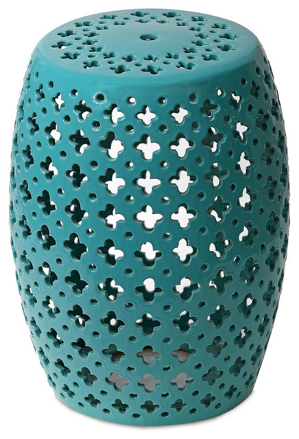 pieced garden stool contemporary outdoor stools and