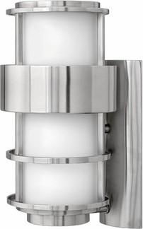 Hinkley Lighting   Saturn Medium Outdoor Wall Light modern-outdoor-lighting