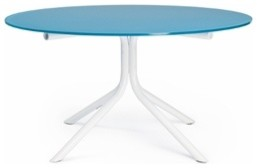 Knoll | Ross Lovegrove 54-In. Round Table modern-dining-tables