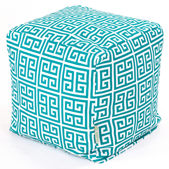 Outdoor Pacific Towers Small Cube contemporary-footstools-and-ottomans