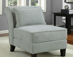 Spa Slipper Chair contemporary-living-room-chairs