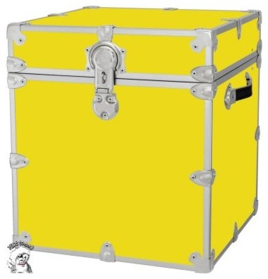 Phat Tommy Cube - Yellow modern-baskets