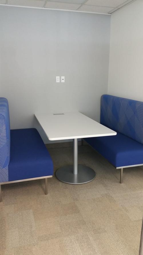Commercial Bench Boardroom