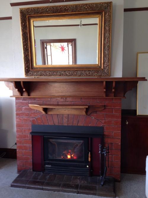Fireplace Surround Dilemma
