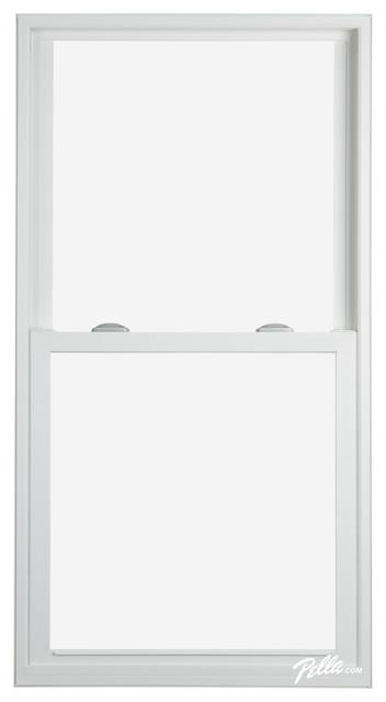 Pella® 350 Series single-hung window contemporary-windows