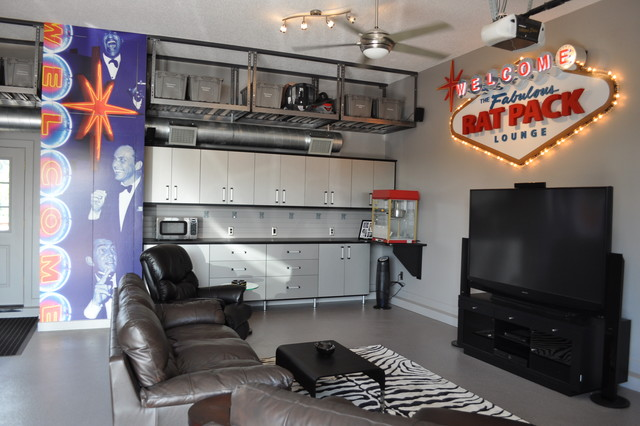 Man Cave Storage Zone : Why men really do need a cave zin home