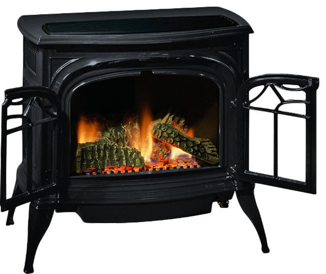Vermont Castings Radvtcseb Radiance Direct Vent Gas Burning Stove Modern Indoor Fireplaces
