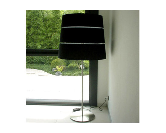 OLIVIA FLOOR LAMP BY PENTA LIGHT - The Olivia floor lamp by Penta is a luminair with structure