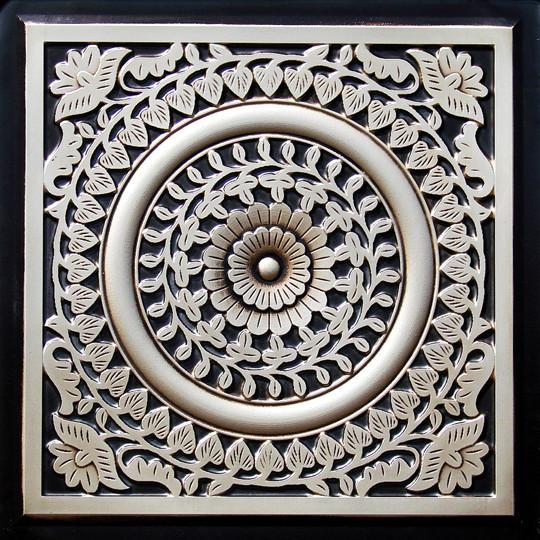 211 Faux Tin Drop In Ceiling Tiles 24x24 wallpaper