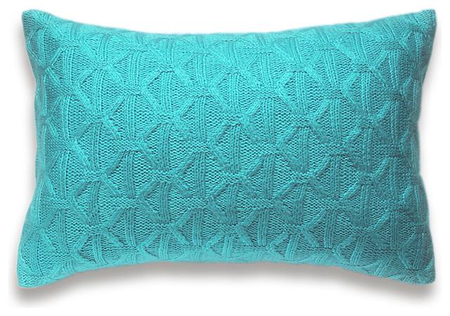 aqua blue cushions