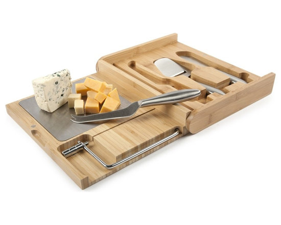 The Ultimate Cheese Set -