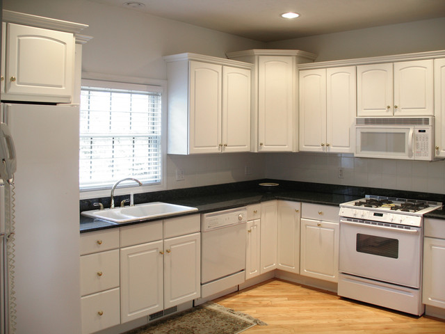 Affordable kitchen cabinet refacing traditional kitchen cabinets