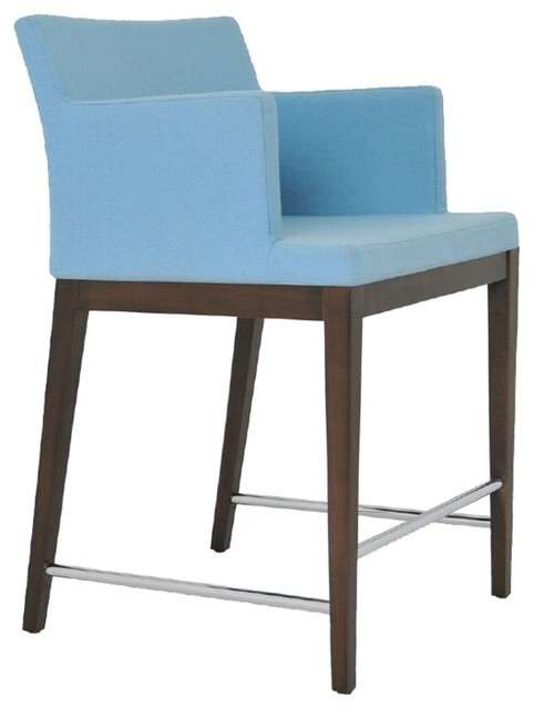 Gallery For Blue Bar Stool