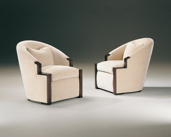 Thayer Coggin - Studio MB Chairs by Milo Baughman from Thayer Coggin -