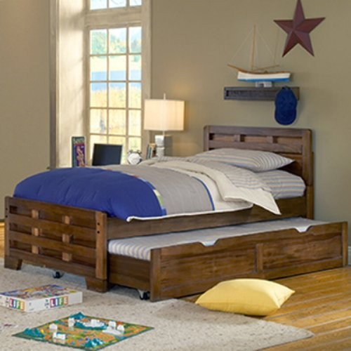 Heartland Trundle Bed traditional-beds