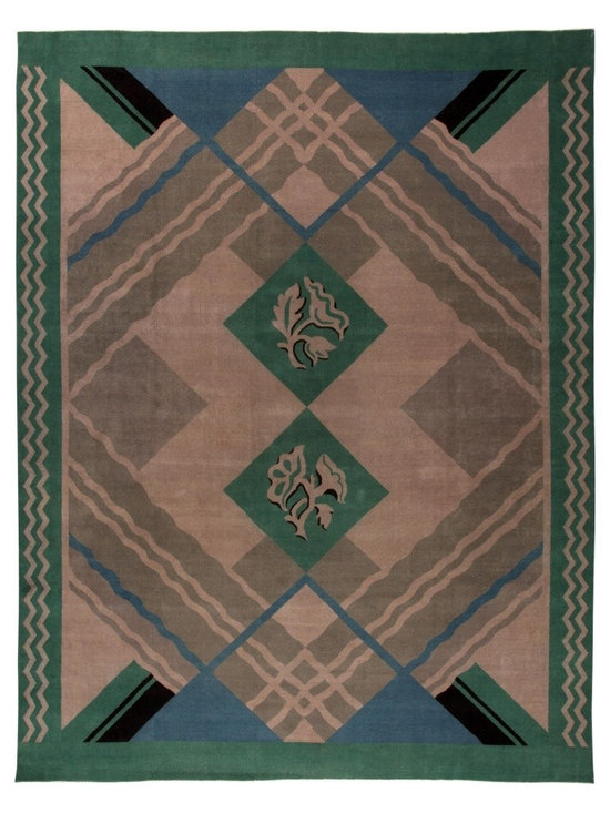 Timeless Chinese Rugs -