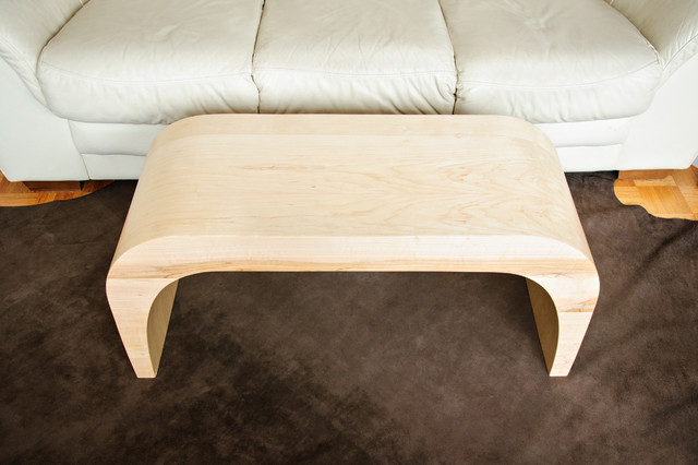 Coffee Table Maple Staple modern-coffee-tables