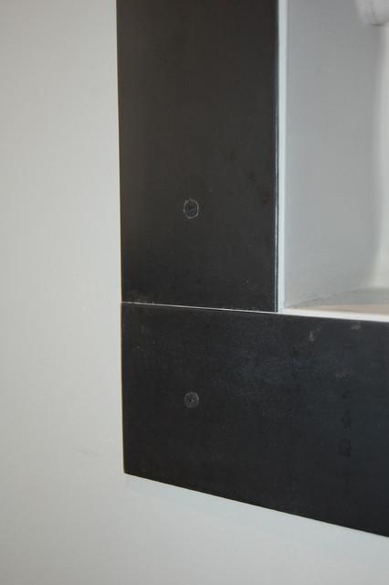 Industrial window trim for Modern window trim