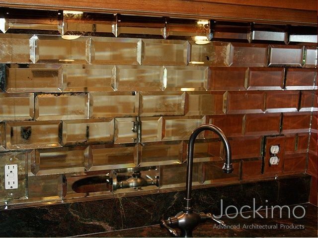 Glass Kitchen Subway Tiles - contemporary - kitchen tile - by ...