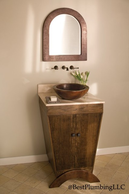 Native Trails Showroom traditional-bath-products