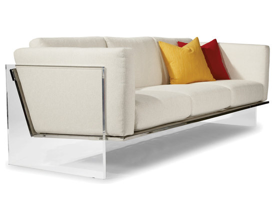 Get Smart Sofa by Milo Baughman from Thayer Coggin -