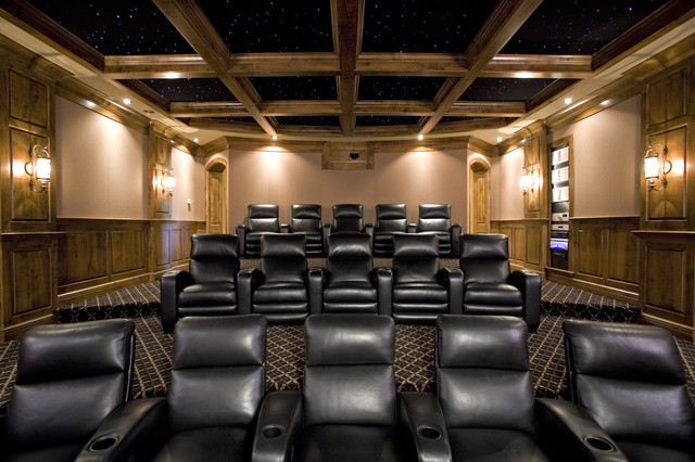 Movie Theater traditional